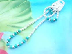 beaded-jewelry-set010faux-pearl-turquoise