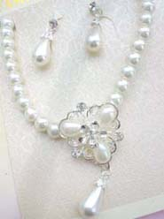 wholesale wedding supplies bridal jewelryset