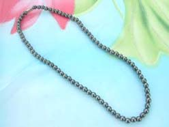 hematite-bWholesale Magnetic Hematite Jewelry Beaded Necklaces