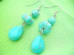 wholesale dangle earrings turse jewelry
