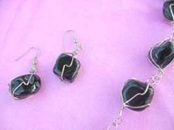 agate-stone-jewelry-set-blackgrey2