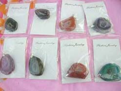 genuine gemstone jewelry pendants